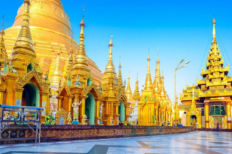 Hà Nội - Yangon - Bago - Golden Rock 4N3Đ - Bay VietJet
