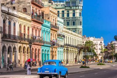 Hà Nội - Hoa Kỳ - Mexico - Cuba 14N13Đ