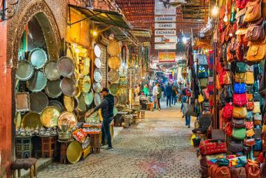 Hà Nội - Maroc 8N7Đ - Bay HK 5 sao Emirates Airlines