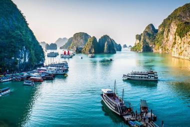 HCM - Hà Nội - Hạ Long - Vịnh Lan Hạ - Cát Bà 3N2Đ