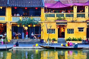 HCM - Đà Nẵng - Bà Nà - Hội An - Huế - Quảng Bình 4N3Đ Bay Vietjet Air