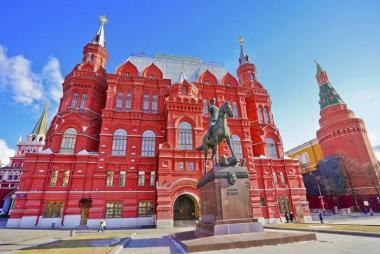 Hà Nội - Moscow - Saint Peterburg 8 Ngày 7 Đêm Bay Aeroflot