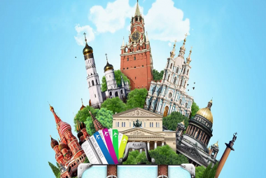 Hà Nội - Moscow - Saint Peterburg 10N9Đ Bay Vietnam Airlines
