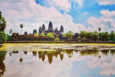 HCM - Siemreap - Phnompenh 4N3Đ