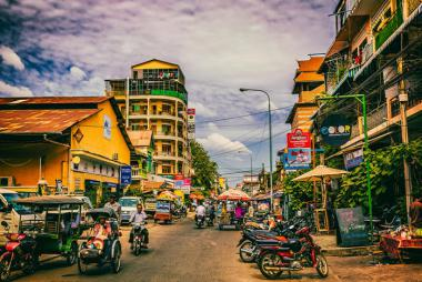 HCM - Du Xuân Phnom Penh, Shopping 2N1Đ
