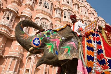 Hà Nội - Delhi - Agra - Jaipur 6N5Đ Bay Vietjet Air