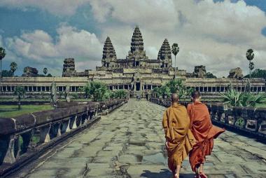 Đà Nẵng - Cambodia - Angkor Kỳ Bí - Phnompenh - Siemreap 4 Ngày Bay Thẳng Từ Đà Nẵng