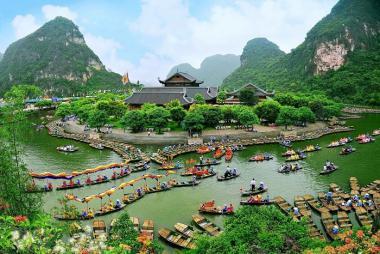 HCM - Hà Nội - Hạ Long - Ninh Bình 4N3Đ