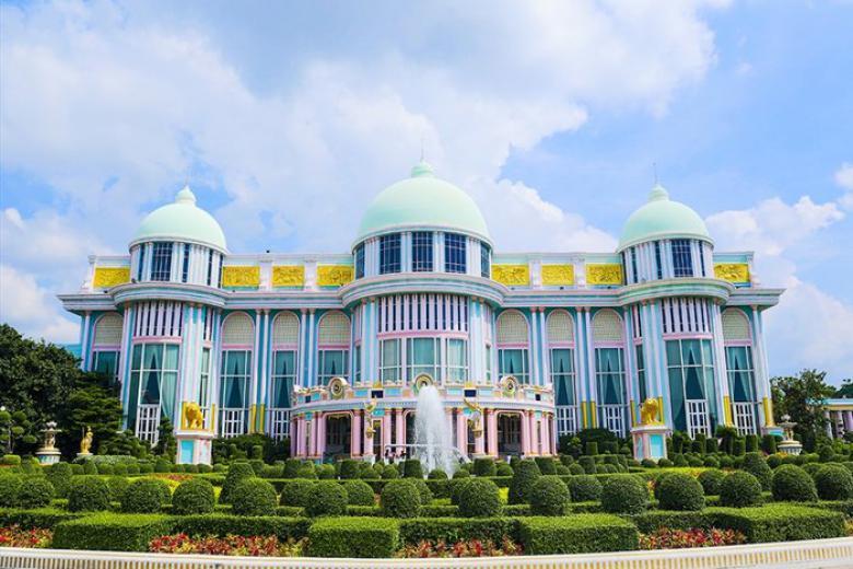 Hà Nội - Bangkok - Pattaya 5N4Đ Bay Lion Air - Thăm Thủy Cung Aquarium