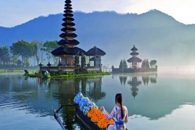 Hà Nội - Bali 4N3Đ Bay Vietjet Air