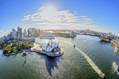 Vinh - Hà Nội - Sydney - Canberra - Melbourne 7N6Đ Bay Vietnam Airlines