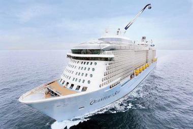 HCM - Singapore - Kualalumpur - Penang 5N4Đ, Du Thuyền Quantum Of The Seas 5*