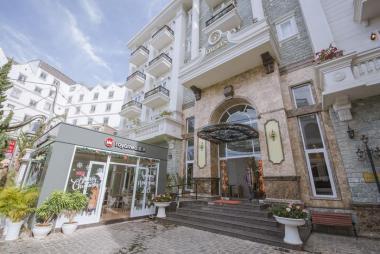 Combo Đà Lạt 3N2Đ - Du Lys Hotel 3* + Vé Máy Bay