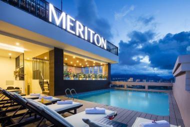 Combo Nha Trang 3N2Đ - Meriton Hotel 4* + Vé Máy Bay