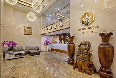 Combo Đà Nẵng 3N2Đ - Merry Hotel 3* + Vé Máy Bay