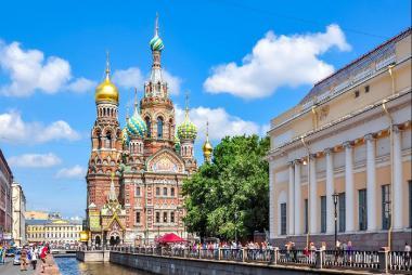 Hà Nội - Moscow - Saint Peterburg 9N9Đ Bay Vietnam Airlines