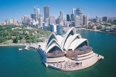 Hà Nội - Sydney - Canberra - Melbourne 7N6Đ Bay Vietnam Airlines