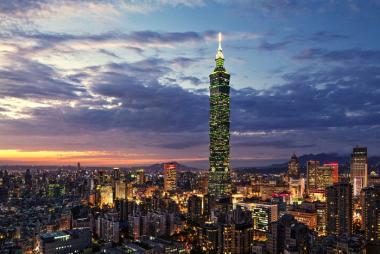 HN - Đài Bắc - Nam Đầu - Cao Hùng - Đài Trung 5N4Đ, Bay China Airlines - Du Xuân Đài Loan 2020