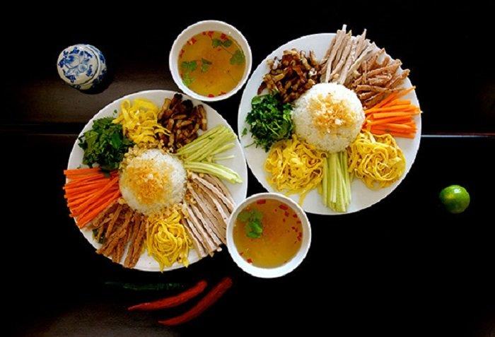 Người Huế xưa thường ăn khuya món cơm âm phủ