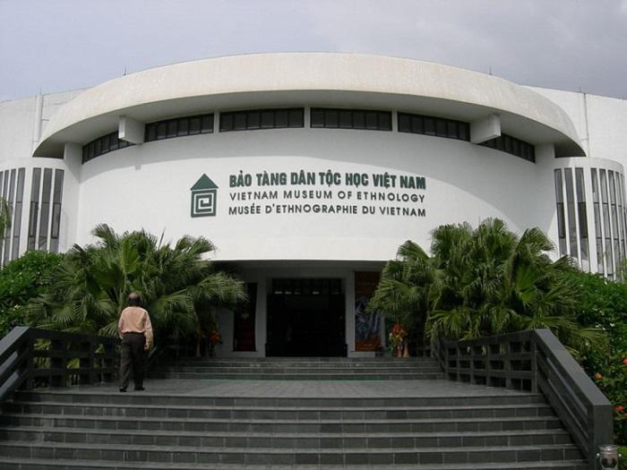Bảo tàng dân học Việt Nam.
