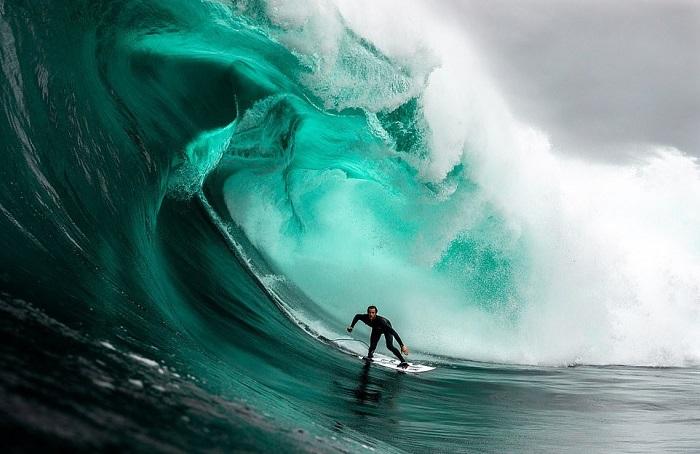 Nhiếp ảnh gia người Australia Lance Morgan tham gia cuộc thi với bức ảnh thuộc danh mục phong cách sống.