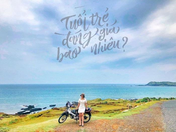 Tuổi trẻ đáng giá bao nhiêu. Hãy đến Bình Thuận, đi và trải nghiệm.