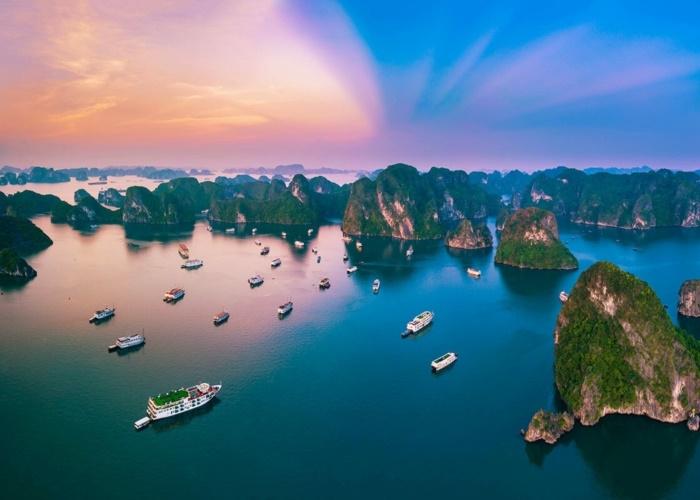 Việt Nam trở thành Điểm đến di sản hàng đầu thế giới 2019