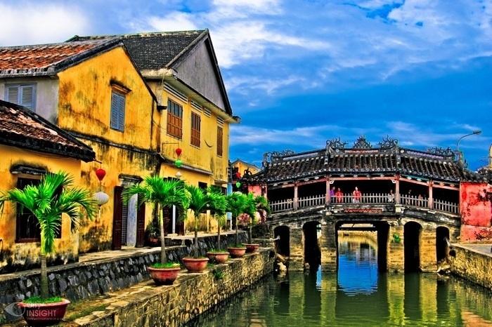 Hội An là một trong những điểm đến nổi bật của Việt Nam được Intrepid Travel nhắc đến. Ảnh: justdial.com