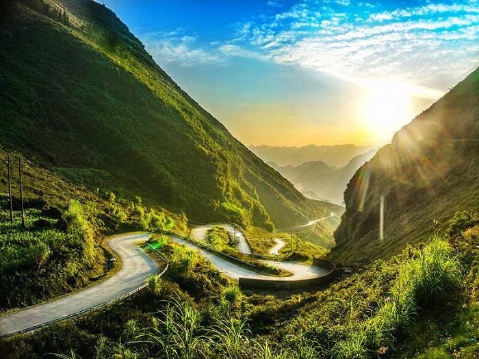 nàng thơ núi rừng cẩm nhận hơi thở nhịp sống đẹp nhất ở hà giang vùng núi tây bắc việt nam - 1