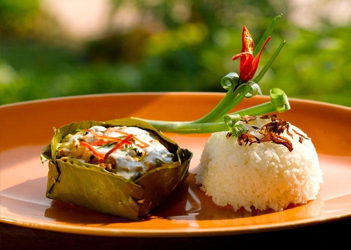 Ẩm thực Campuchia vừa thơm ngon vừa có màu sắc hấp dẫn. Ảnh: hnzherald.co.nz
