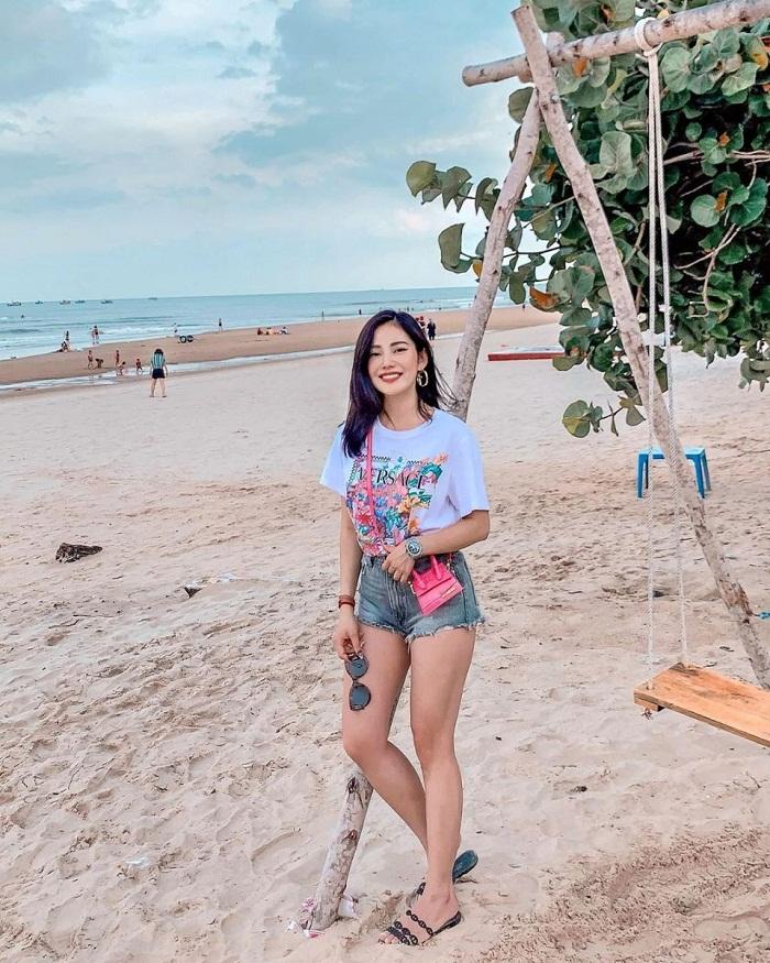bãi biển ở miền Nam Việt Nam