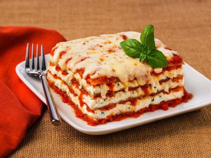 Lasagna al Forno- món ngon Italia