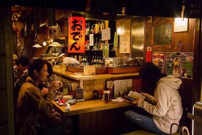 golden Gai, tokyo