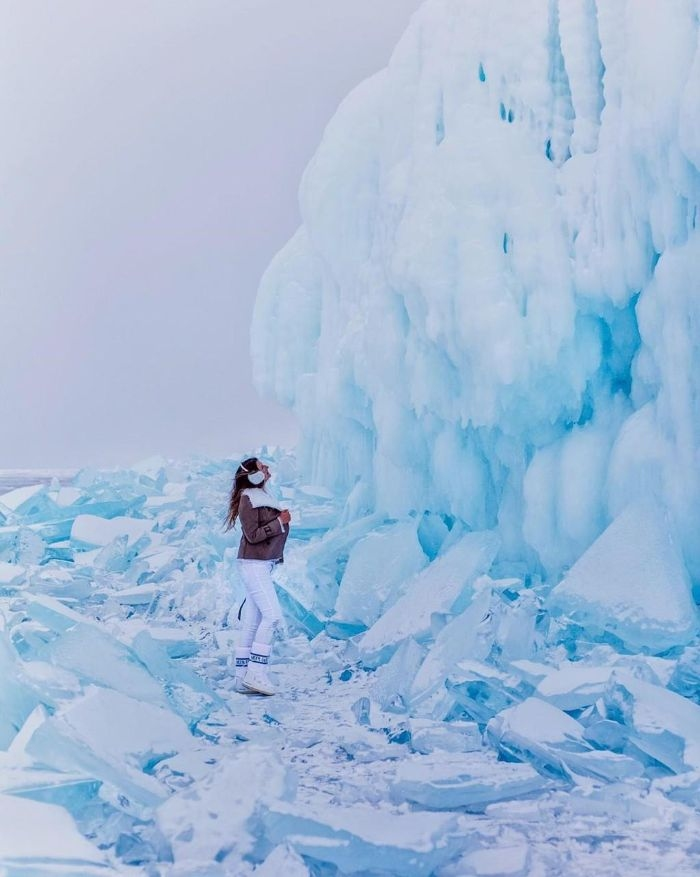 Bí ẩn về Baikal