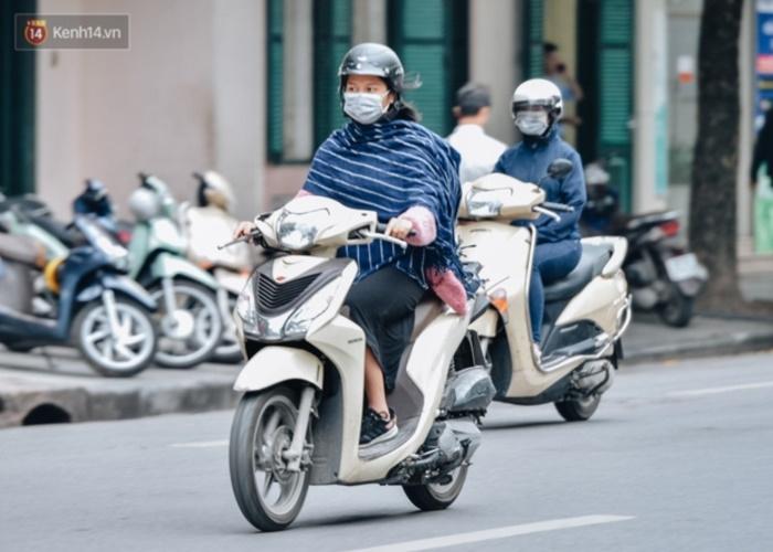 Hà Nội ngày đón gió lạnh