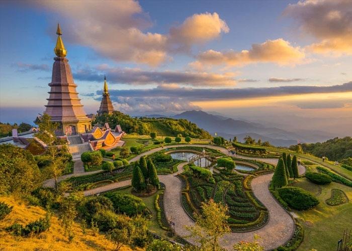 Chiang Mai - đóa hồng phương Bắc Thái Lan. Ảnh: Kriangkraiwut Boonlom