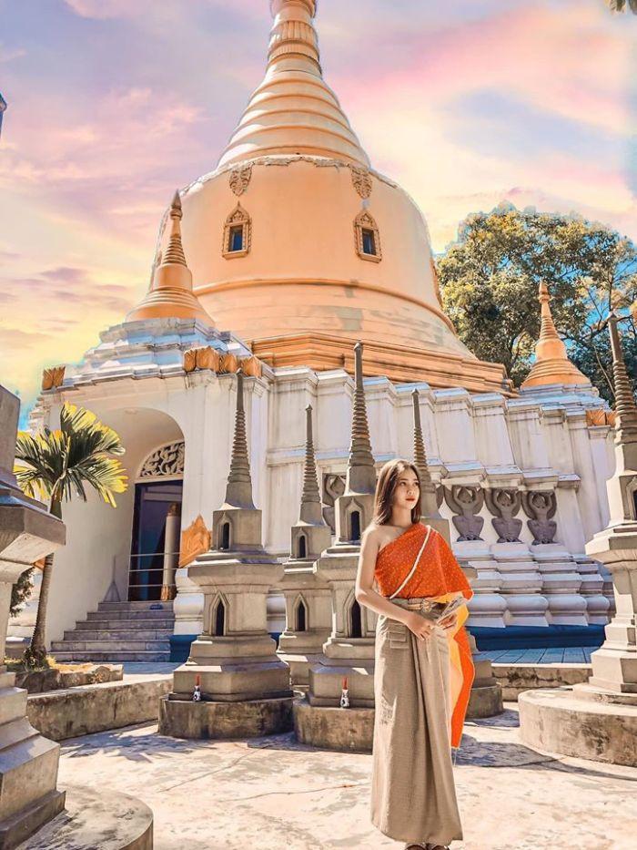 chùa Thiền Lâm Huế
