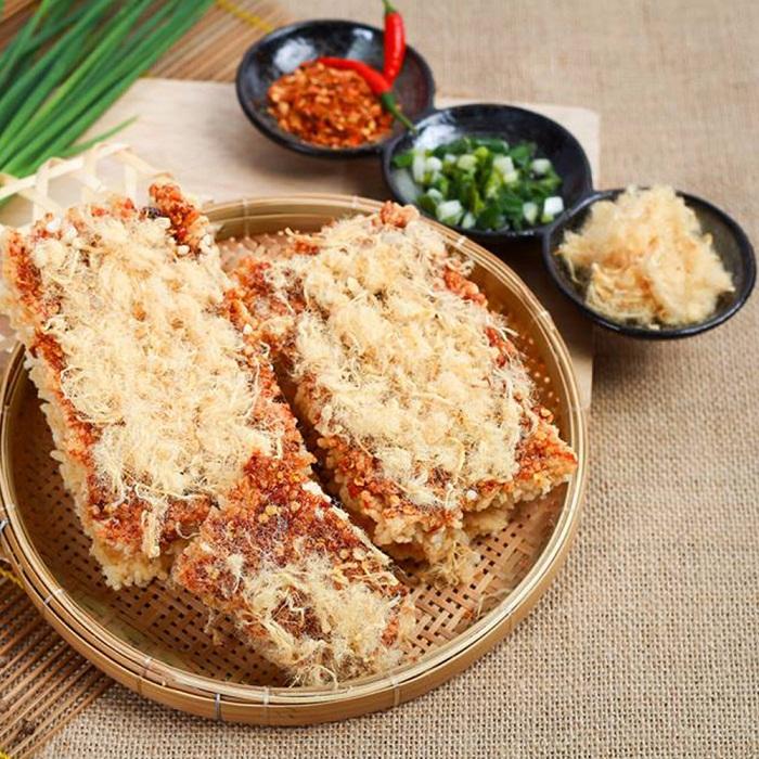 đặc sản cơm Việt Nam