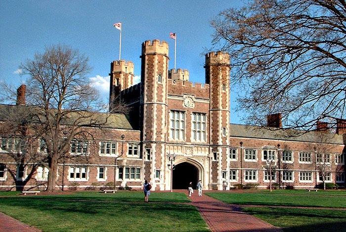 Trường Đại học Washington. Ảnh: twitter.com