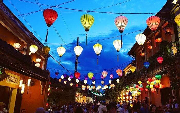 phố lồng đèn
