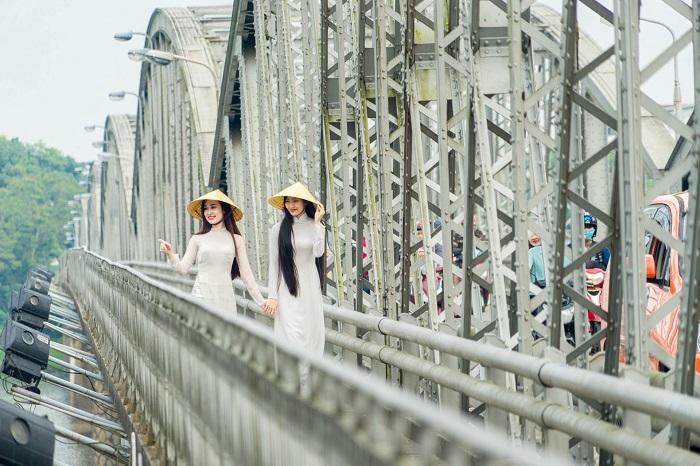 Hue tourist destination
