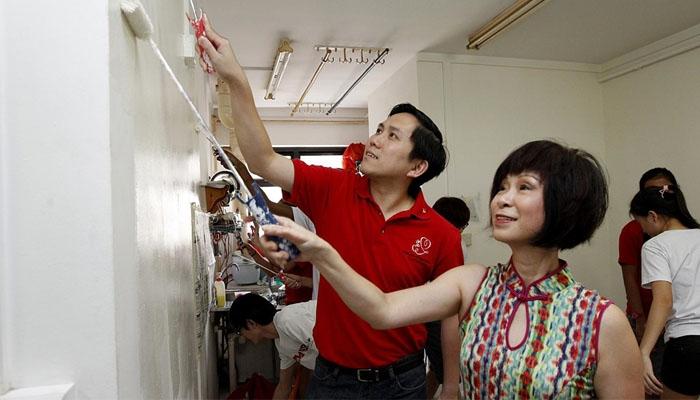 Phong tục đón Tết Nguyên đán của người Trung Hoa