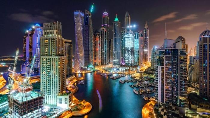 Điều bất ngờ khi đến Dubai