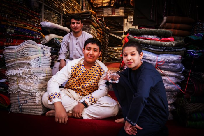 du lich Afghanistan
