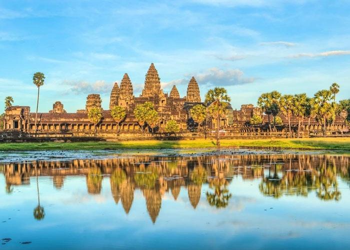 Campuchia mùa đẹp nhất là từ tháng 11 – 4. Ảnh: salud.net.ar