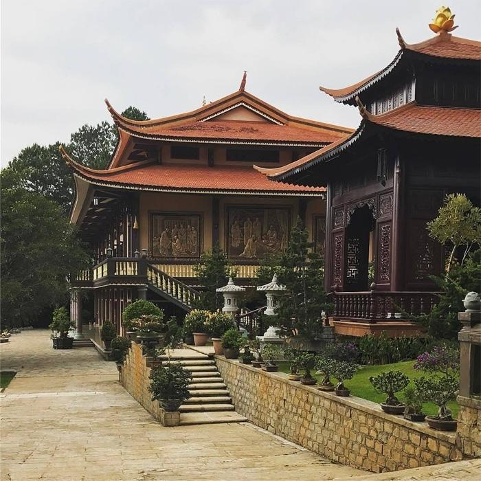 Thiền Viện Trúc Lâm. Ảnh: luxury-inside.vn