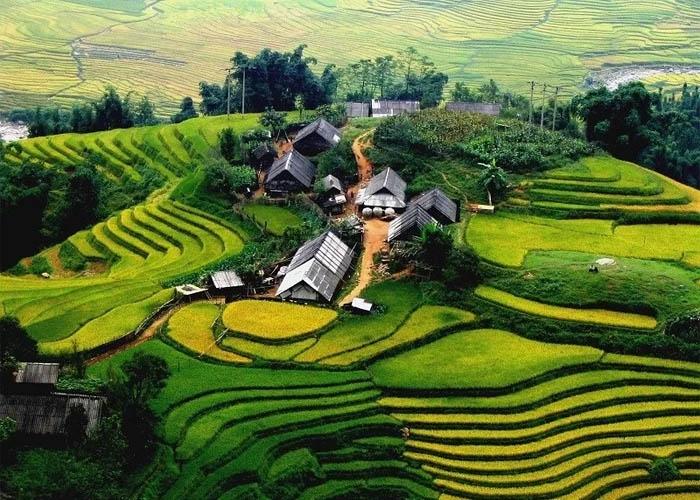 Tây Bắc Việt Nam Ảnh: Roughguides
