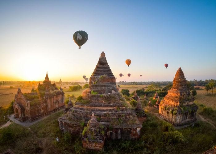 Thành phố cổ Bagan. Ảnh: tripsavvy.com