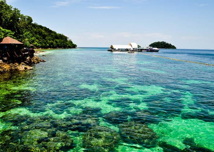 Đảo Langkawi. Ảnh: viajerosexoticos.com