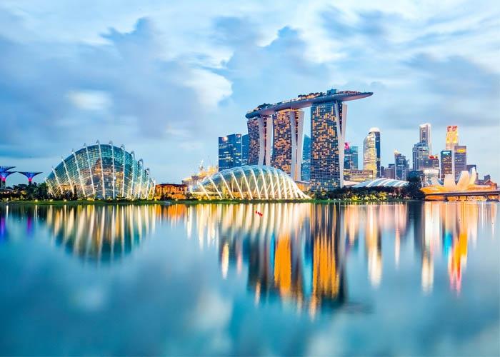 Singapore là thành phố đắt đỏ nhất Đông Nam Á. Ảnh: Twitter.com
